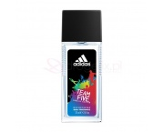 ADIDAS Team Five 75ml - dezodorant perfumowany w szkle