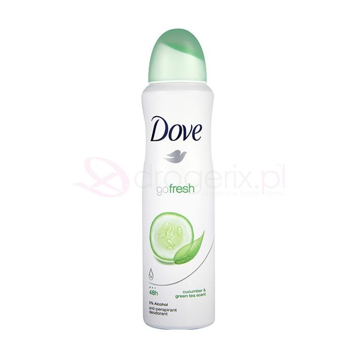 DOVE Go Fresh Cucumber 150ml - dezodorant