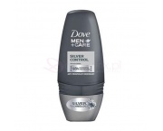 DOVE Men Silver Control 50ml - antyperspirant w kulce
