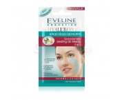 EVELINE Bio Hyaluron 4D 7ml - gruboziarnisty peeling do twarzy