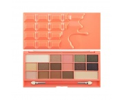 I HEART MAKE UP Chocolate and Peaches 22g - paleta cieni