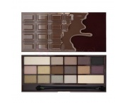 I HEART MAKE UP Death By Chocolate 22g - paleta cieni