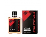 LA RIVE Athletic Man 100ml - woda po goleniu