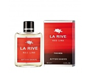 LA RIVE Red Line 100ml - woda po goleniu