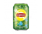 LIPTON Ice Tea Green Tea 330ml - napój/puszka