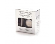 MAKE UP REVOLUTION Avesome Metals Pure Platinium 1,5g - cienie do powiek