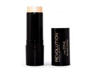 MAKE UP REVOLUTION Highlight and Perfect 12g - sztyft do konturowania