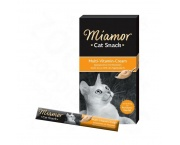MIAMOR Cat Snack 90g - pasta multiwitaminowa dla kota