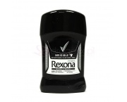 REXONA  Men Black + White 50ml - antyperspirant w sztyfcie