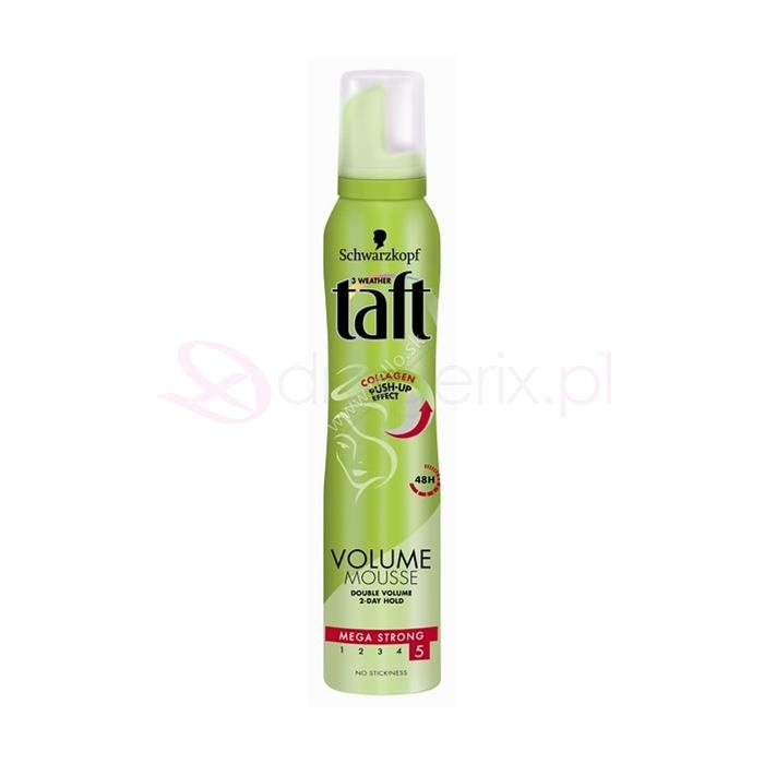TAFT Volume Mousse 5 200ml - pianka do włosów